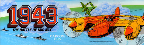 1943: The Battle of Midway (Euro) Marquee