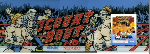 3 Count Bout / Fire Suplex Marquee