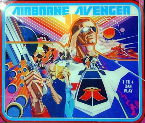 Airborne Avenger Marquee