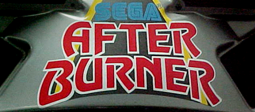 After Burner Marquee