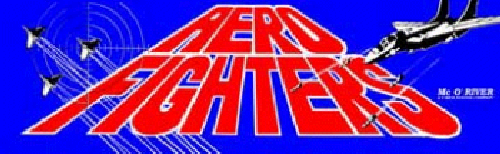 Aero Fighters (World / USA + Canada / Korea / Hong Kong / Taiwan) (newer hardware) Marquee
