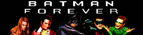 Batman Forever (JUE 960507 V1.000) Marquee