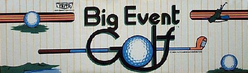 Big Event Golf (US) Marquee