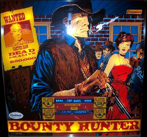 Bounty Hunter Marquee