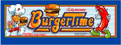 burger time mame