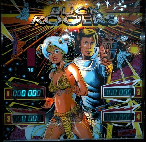 Buck Rogers Marquee