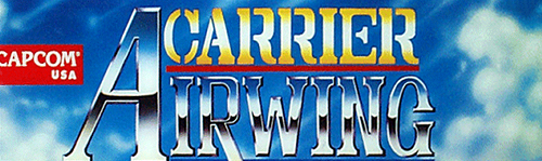 Carrier Air Wing (US 901012) Marquee