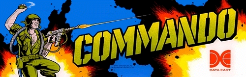 Commando (World) Marquee
