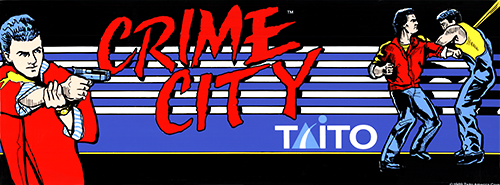 Crime City (World) Marquee