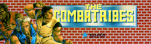 The Combatribes (US) Marquee
