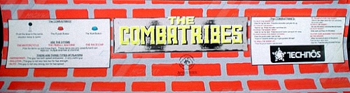 The Combatribes (US set 1?) Marquee