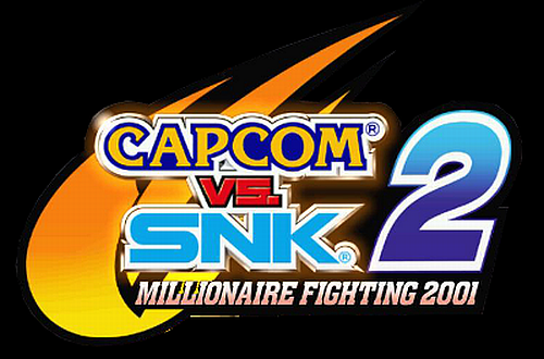 Capcom Vs  SNK 2 Millionaire Fighting 2001 (Rev A) (GDL-0007A) ROM