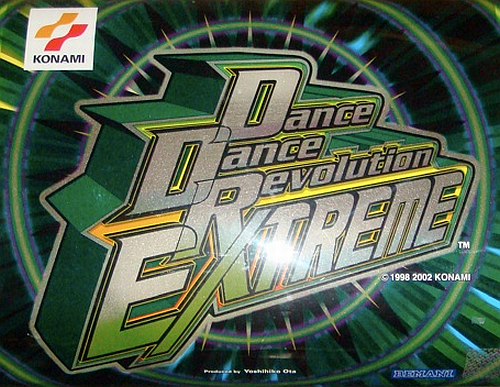 Dance Dance Revolution Extreme (G*C36 VER. JAA) Marquee