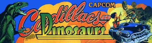 Cadillacs and Dinosaurs (World 930201) Marquee