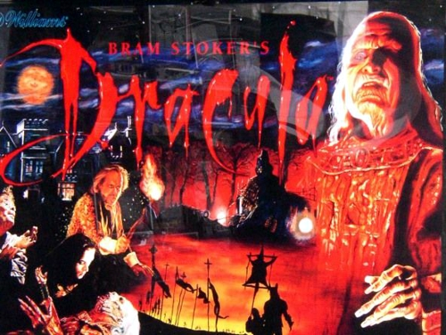Bram Stoker's Dracula (L-1) Marquee