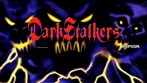 Darkstalkers: The Night Warriors (Euro 940705) Marquee