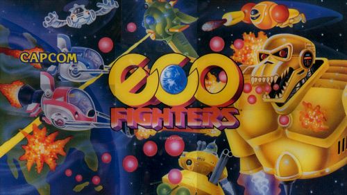 Eco Fighters (World 931203) Marquee