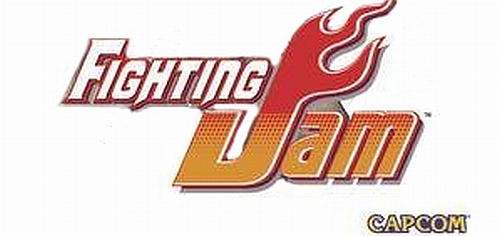 Capcom Fighting Jam (JAM1 Ver. A) Marquee