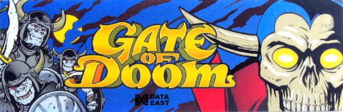 Gate of Doom (US revision 4) Marquee