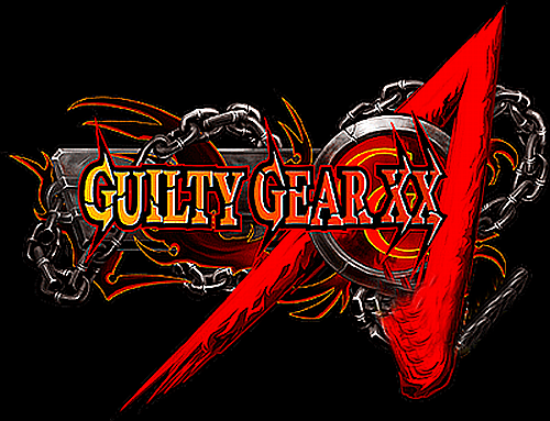 Guilty Gear XX (GDL-0011) Marquee