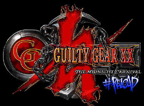 Guilty Gear XX #Reload (Japan, Rev A) (GDL-0019A) Marquee