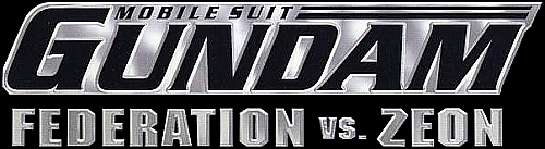 Mobile Suit Gundam: Federation Vs. Zeon (GDL-0001) Marquee