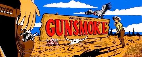 Resultado de imagen para gun smoke arcade