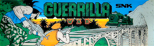 Guerrilla War (US) Marquee
