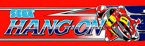 Hang-On (Rev A) Marquee