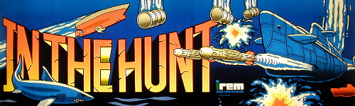 In The Hunt (World) Marquee