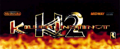 Killer Instinct 2 (v1.4) Marquee