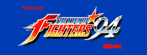The King of Fighters '94 Marquee