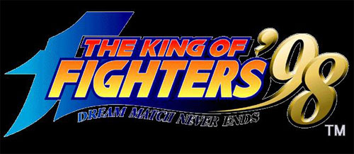 The King of Fighters '98: The Slugfest / King of Fighters '98: Dream Match Never Ends Marquee