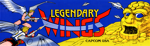 Legendary Wings (US set 1) Marquee