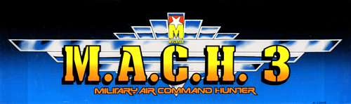 M.A.C.H. 3 (set 1) Marquee