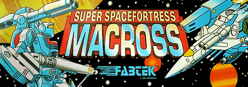 Super Spacefortress Macross / Chou-Jikuu Yousai Macross Marquee