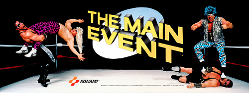 The Main Event (4 Players ver. Y) Marquee