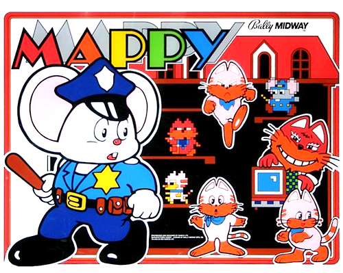 Mappy (US) Marquee
