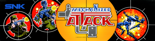 Mechanized Attack (World) Marquee