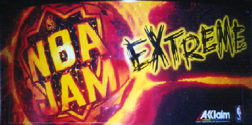 NBA Jam Extreme (ver. 1.10I) Marquee