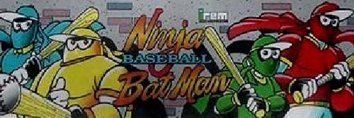 Ninja baseball batman rom