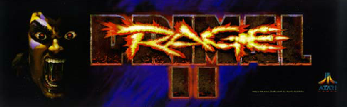 Primal Rage 2 (Ver 0.36a) Marquee
