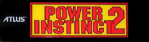 Power Instinct 2 (US, Ver. 94/04/08) ROM