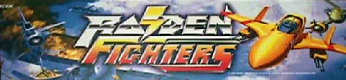 Raiden Fighters (Germany) Marquee