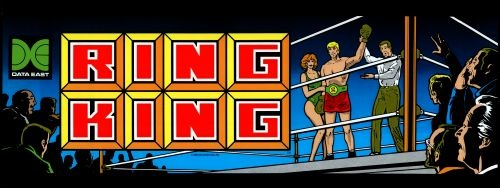 Ring King (US set 2) Marquee