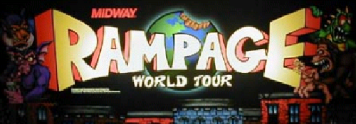 Rampage: World Tour (rev 1.3) Marquee