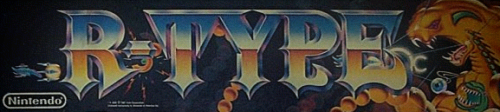 R-Type (World) Marquee