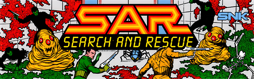 SAR - Search And Rescue (World) Marquee
