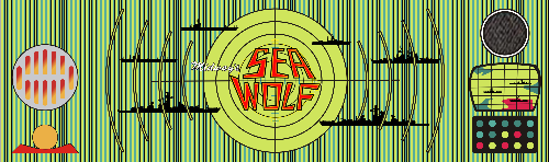 Sea Wolf (set 1) Marquee