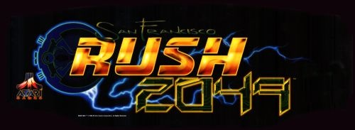 San Francisco Rush 2049 Marquee